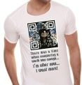 Emperor QR T-shirt