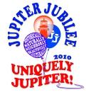 Event logo, Jupiter Jubilee 2010