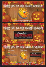 "72""x36"" Sponsor thanks event banners"